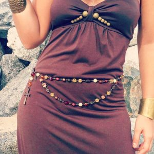 Sarobey Clothing Belt Beads The Limited