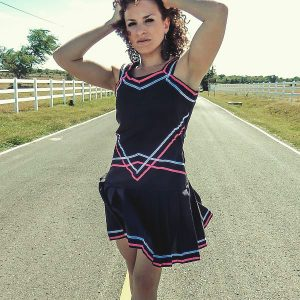 Sarobey Clothing Dress Princess Cheerleader