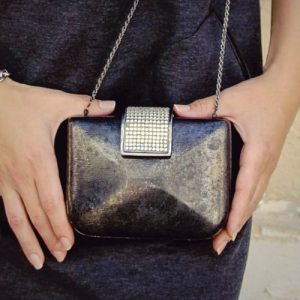 Sarobey Clothing Purse Femenina Diamonds
