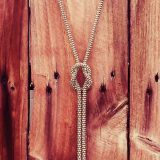 Sarobey Clothing Necklaces Metal Rope
